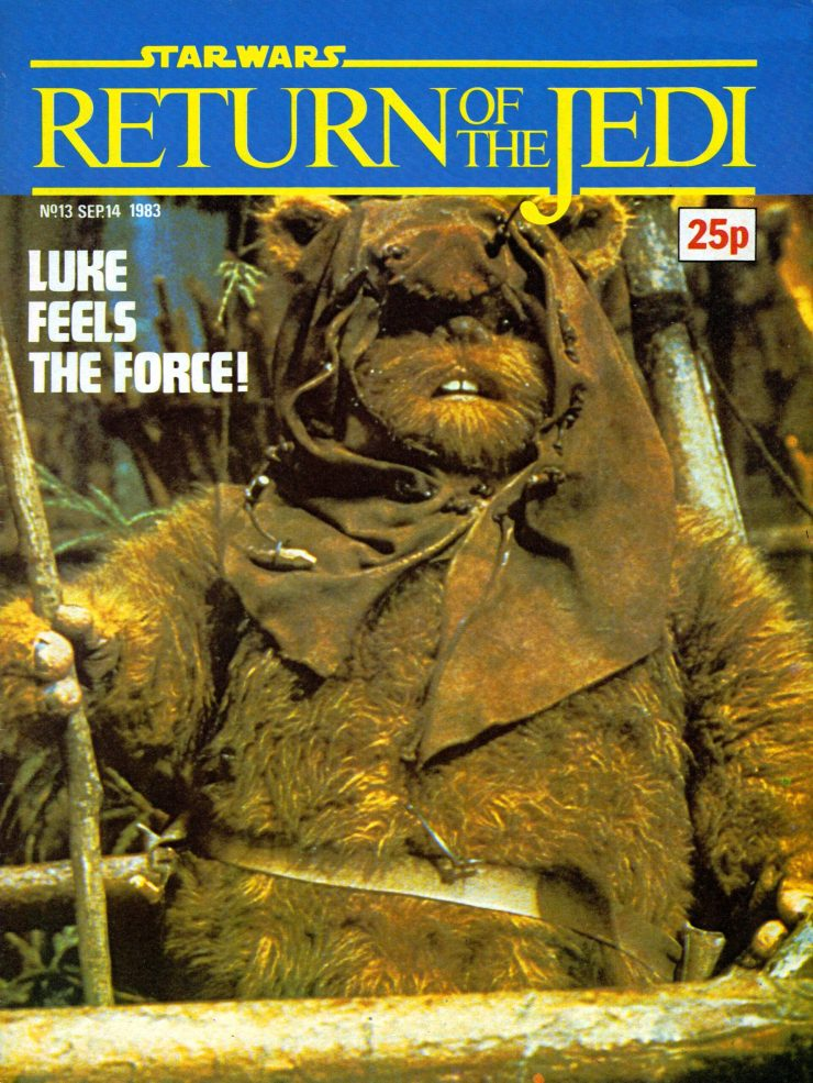 Return of the Jedi Weekly