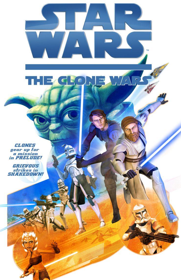 The Clone Wars: Shakedown
