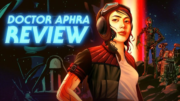 Doctor Aphra Audio Drama Review
