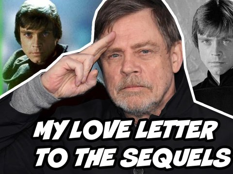 Not My Luke Skywalker: A Love Letter to the Sequels 2