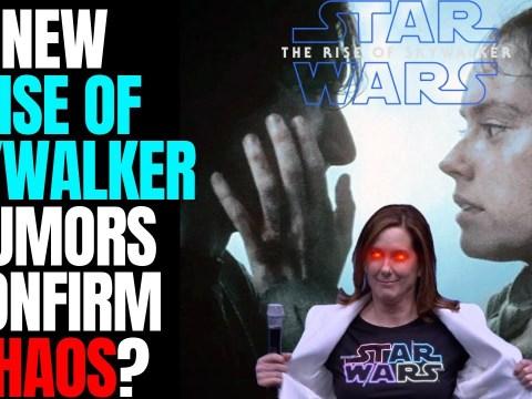 Rise Of Skywalker Rumors Address Chaos Surrounding Disney 4