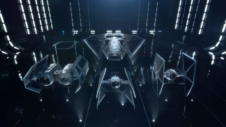 8 4K Ultra HD Star Wars Squadrons Videogame Wallpapers 6