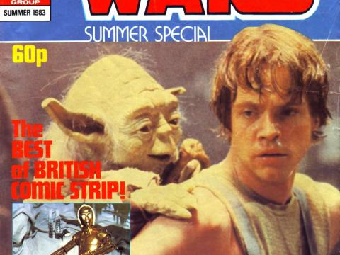 Star Wars Summer Special 1983