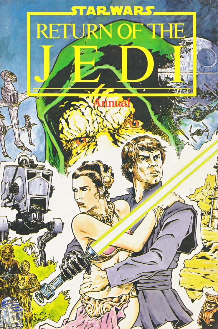 Return of the Jedi Annual 1984