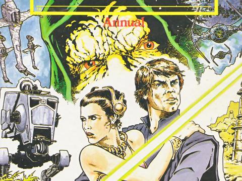 Return of the Jedi Annual 1984