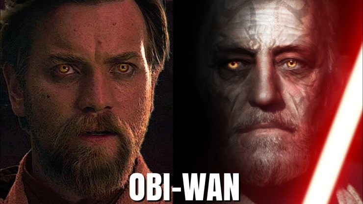 What The Empire Said Happened To Obi Wan Post Order 66