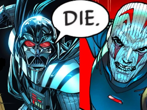 When Darth Vader Slapped the Grand Inquisitor with the truth 5