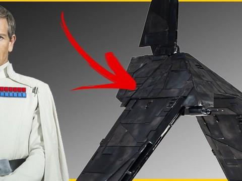 Why Krennic's Shuttle was an UNSTOPPABLE Juggernaut 5