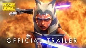 2019 Star Wars The Clone Wars Trailer