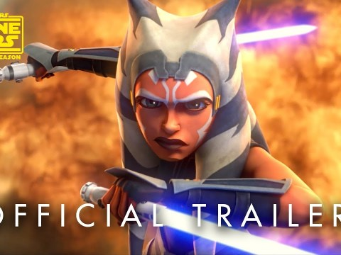 2019 Star Wars The Clone Wars Trailer
