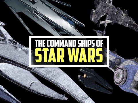 9 Most Impressive Command Ships in Star Wars 2