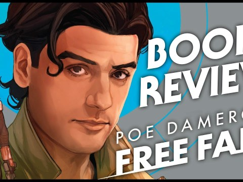 Poe Dameron: Free Fall - Star Wars Book Review 1