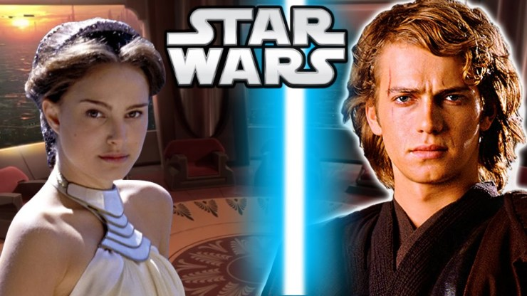 What if The Jedi Council Found Out Anakin Was Married? 1