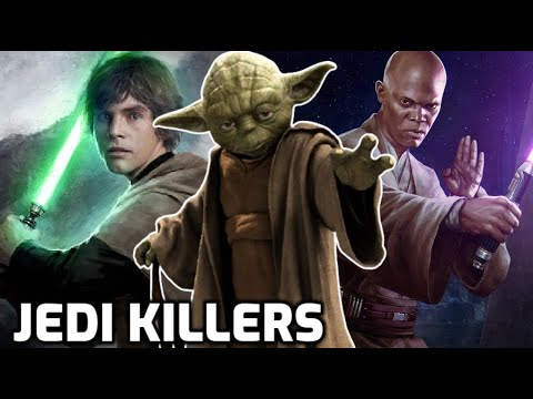 Aliens That Nearly Wiped Out the Jedi (Worse Than Order 66) 1
