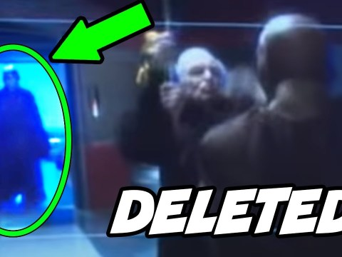 Anakin's Deleted Scene during Palpatine vs Mace Duel Explained 1