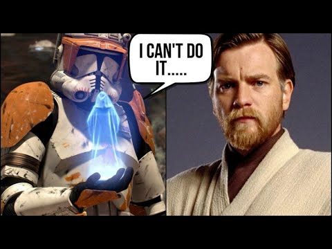 Commander Cody's Thoughts After ordered to Execute Order 66 3