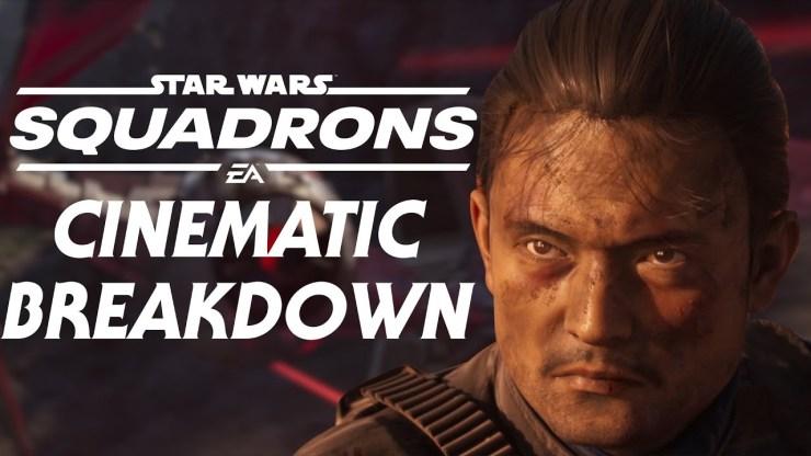 Star Wars: Squadrons - Hunted CG Short Full Breakdown 1