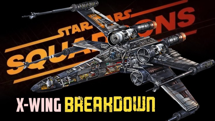 T-65B X-WING Specs and History | Star Wars Squadrons 1