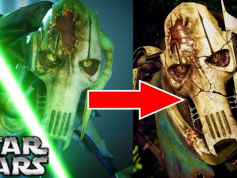 The CREEPY Fate of General Grievous' BODY After His Death 6