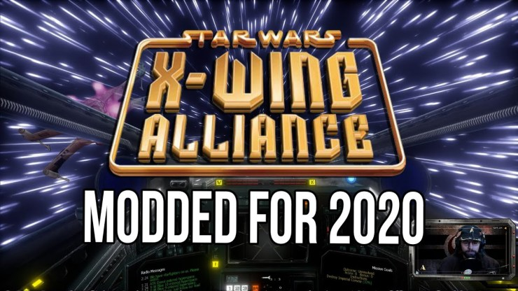 X-Wing Alliance - Getting Back Into a Classic 1