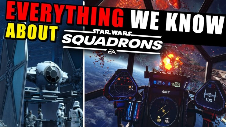 Everything you need to know about Star Wars Squadrons 1