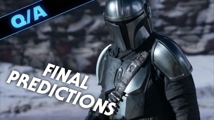 Final Predictions for The Mandalorian Season 2