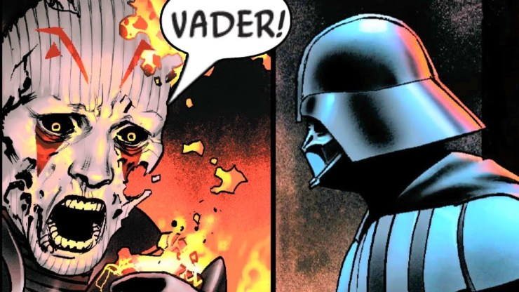 Grand Inquisitor Is Again Back To Life And Vader Made It Happen 1