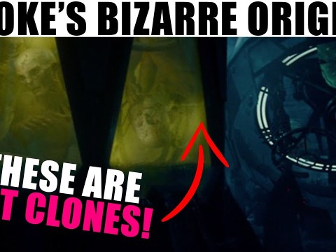 SNOKE IS NOT A CLONE! We now know Snoke's backstory 5