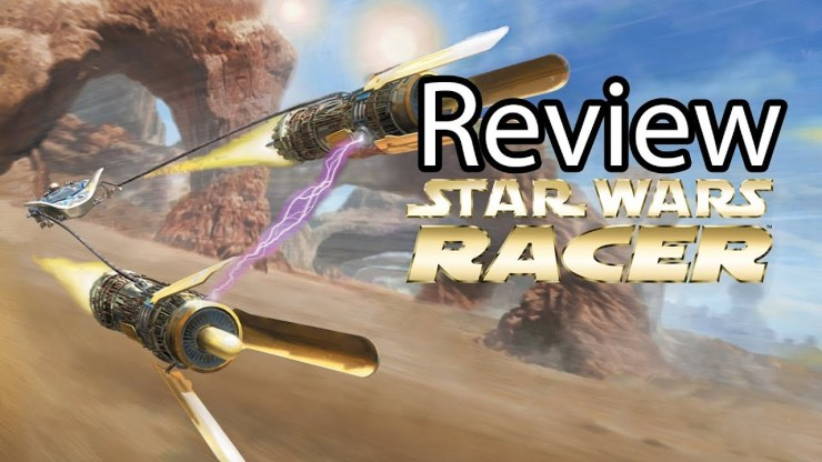 Star Wars Racer Review Xbox One X Gameplay 1