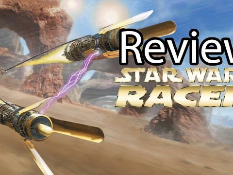 Star Wars Racer Review Xbox One X Gameplay 6