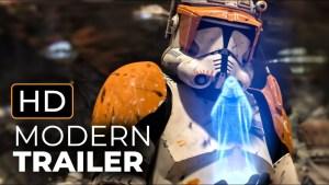 Star Wars Revenge of the Sith Modern Trailer 2020