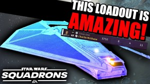 The ULTIMATE Support in Star Wars Squadrons – Gameplay