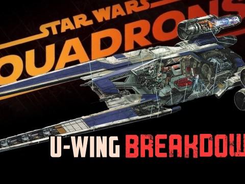 UT-60D U-Wing Specs and History | Star Wars Squadrons 8