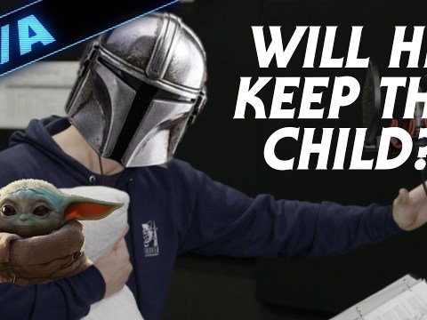 Will The Mandalorian Keep the Child Forever ? 2