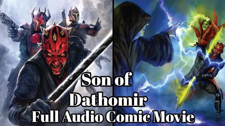 Darth Maul: Son of Dathomir Full Audio Comic Movie