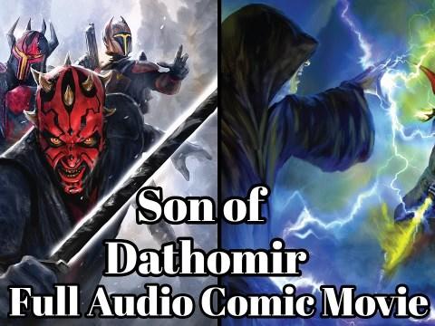Darth Maul: Son of Dathomir Full Audio Comic Movie 1