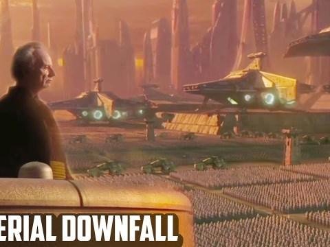 Palpatine's Biggest Mistake that Doomed the Empire