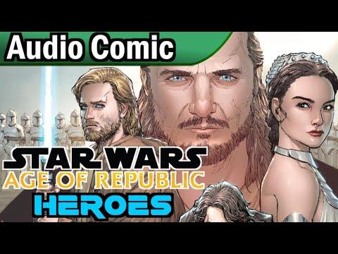 Star Wars: Age of Republic - Heroes (Audio Comic) 9