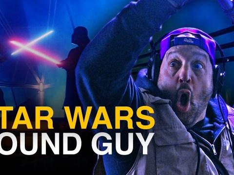 Star Wars Sound Guy | Kevin James