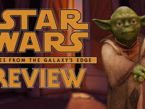 Star Wars: Tales from the Galaxy's Edge - VR Game Review 2