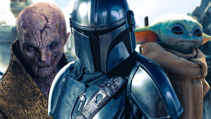 The Mandalorian is Connecting Snoke and Sequel Trilogy