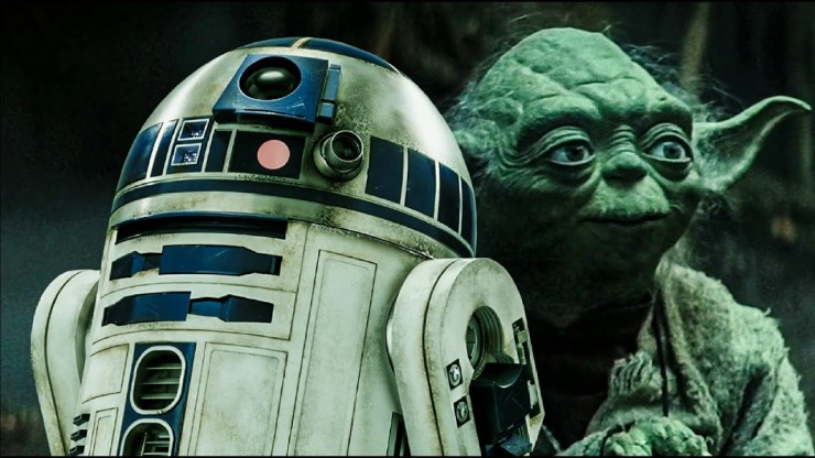 Why Yoda Didn't Remember R2-D2?(CANON) 1
