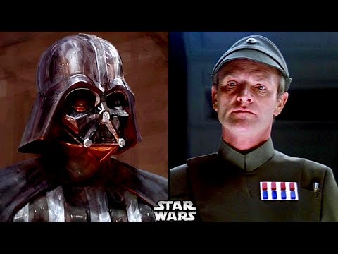 General Veers Respected Darth Vader and was Loyal to Him
