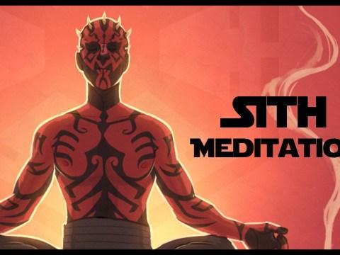 Sith Meditation