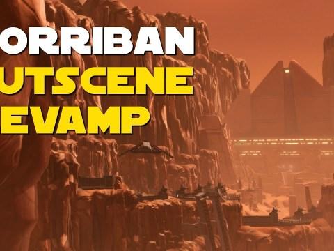 SWTOR Game Update 6.2 - Korriban Cutscene Revamp