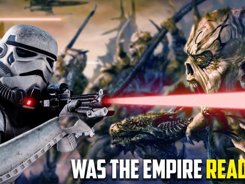 Was the Empire Better Prepared for the Yuuzhan Vong War?