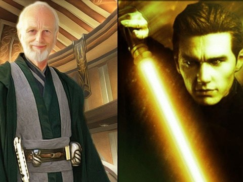What If Palpatine Was Found and Trained as a Jedi