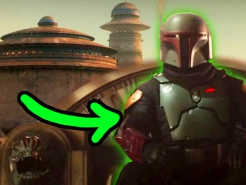 Why Boba Fett Took Jabba's Palace and Throne So EASILY!