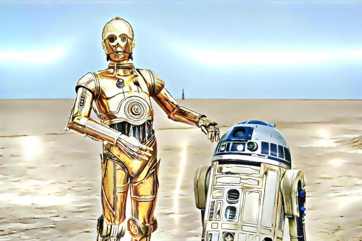 23 Beautiful & Stylish Star Wars Cartoonish Character Pictures 9