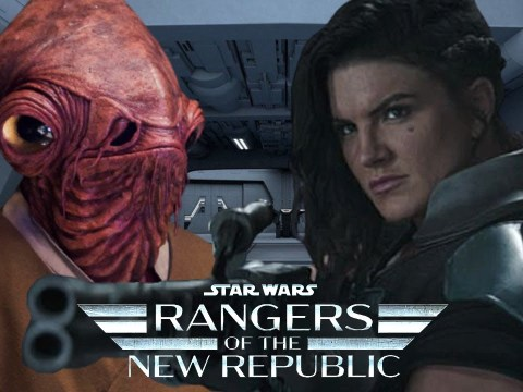 BIG Characters That We'll See in Rangers of the New Republic